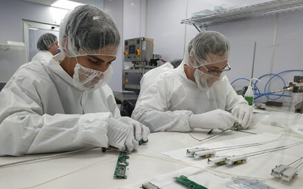 Assembly & Clean Room Services